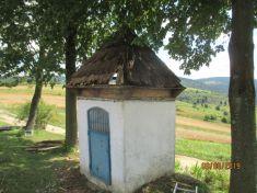 Oprava kaplnky na vrchu